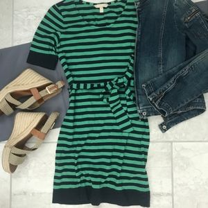 Banana Republic Striped Dress, Mini, Sz XS